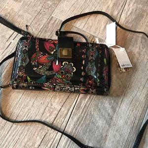 Sakroots - Smartphone Cross-Body Phone Wallet